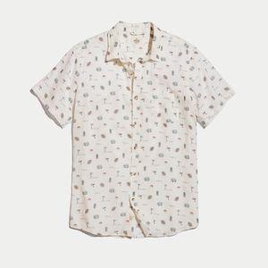 Marine Layer Shipley Button Down Shirt